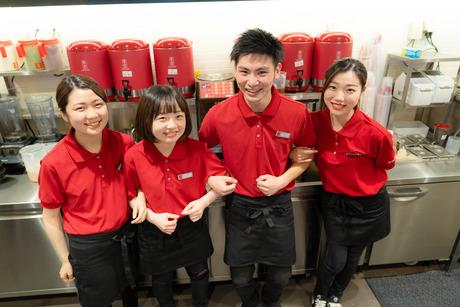 台湾発の「Gong cha」は世界中で大人気の台湾ティーカフェ!お茶のスペシャリストを目指せます